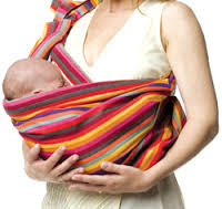 snugly sling