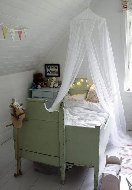 El dosel qu necesita mi beb - Mosquitera para cama ...