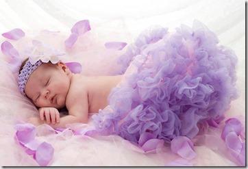 bailarina dormida